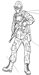 kolorowanki-wojsko-zolnierz-malowanka-do-wydruku-3